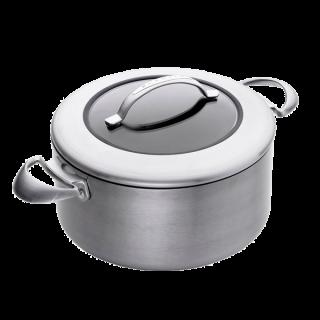 スキャンパン CTX - ダッチオーブン 4.8L(蓋付)