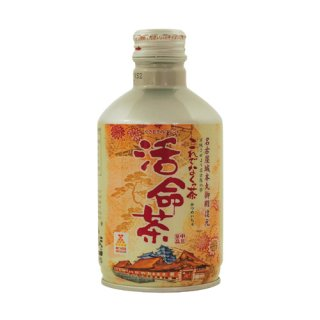活命茶 275gアルミボトル×24本入(清涼飲料水)