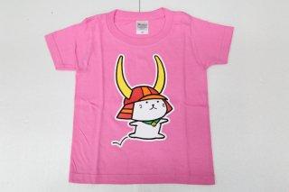 【限定】ひこにゃん ジュニアTシャツ ピンク