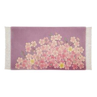 桜花図 okazu (W145×H83)