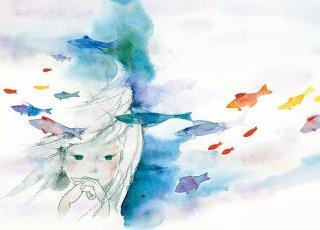 王子を想う人魚姫