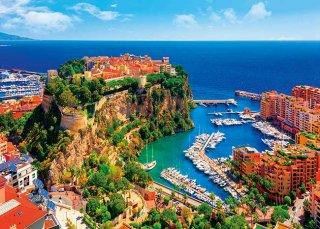 麗しの小国モナコ