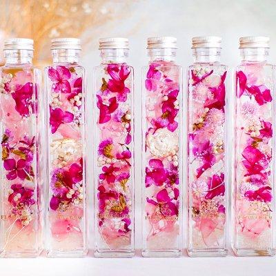 FLOWERiUM® toilette <pink purple>