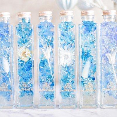 FLOWERiUM® toilette <blue>