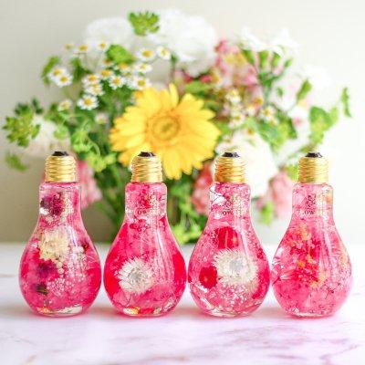 FLOWERiUM®︎ edison <pink>