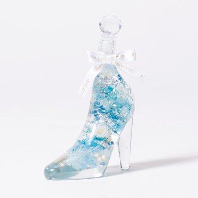 FLOWERiUM®︎ ガラスの靴 <blue>