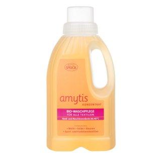 環境に配慮した、衣類を優しく洗い上げる衣料用洗剤。【アミティス】[スパイク][amitys][衣類洗浄料][生分解][手洗い][洗濯機]