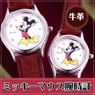 ミッキーマウス腕時計