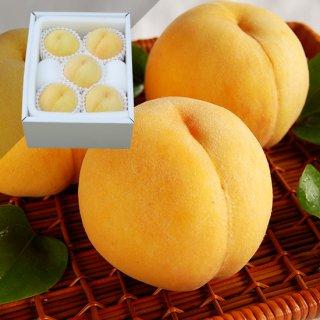 黄金桃 5〜6玉 約1.5キロ