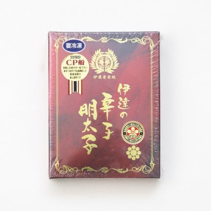 辛子明太子(100g・箱入)