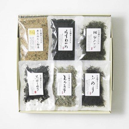 石巻の味噌汁セット【常温品】