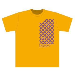 Tシャツ ゴールドイエロー