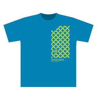 Tシャツ ターコイズブルー