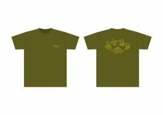 【New!】キトペの手描きTシャツ