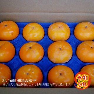 【限定】みしらず柿 10Kg 2L(36個)