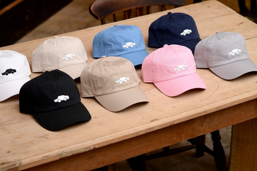 「vehicles」 beep cap  (KIDS 4-7)