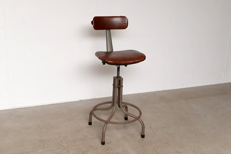 LEABANK  Industrial Chair