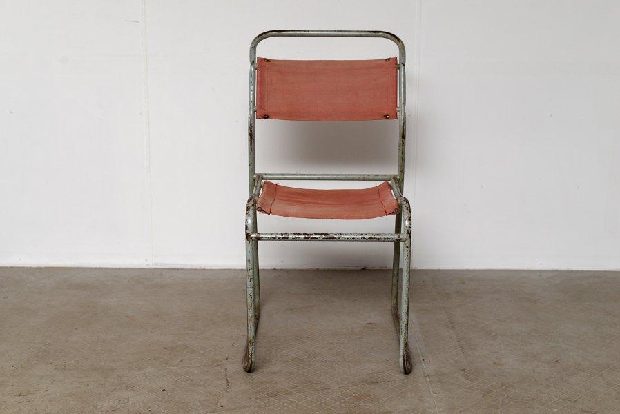 Cox Iron Chair