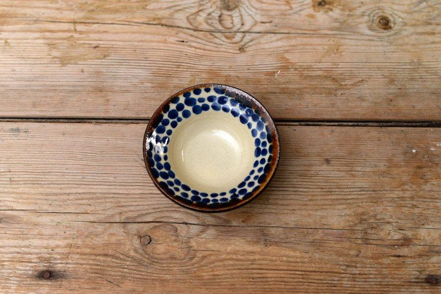 工房マチヒコ 4寸リム鉢