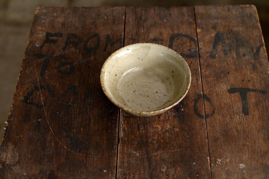 ソロソロ窯  4.5寸ボウル(反り)