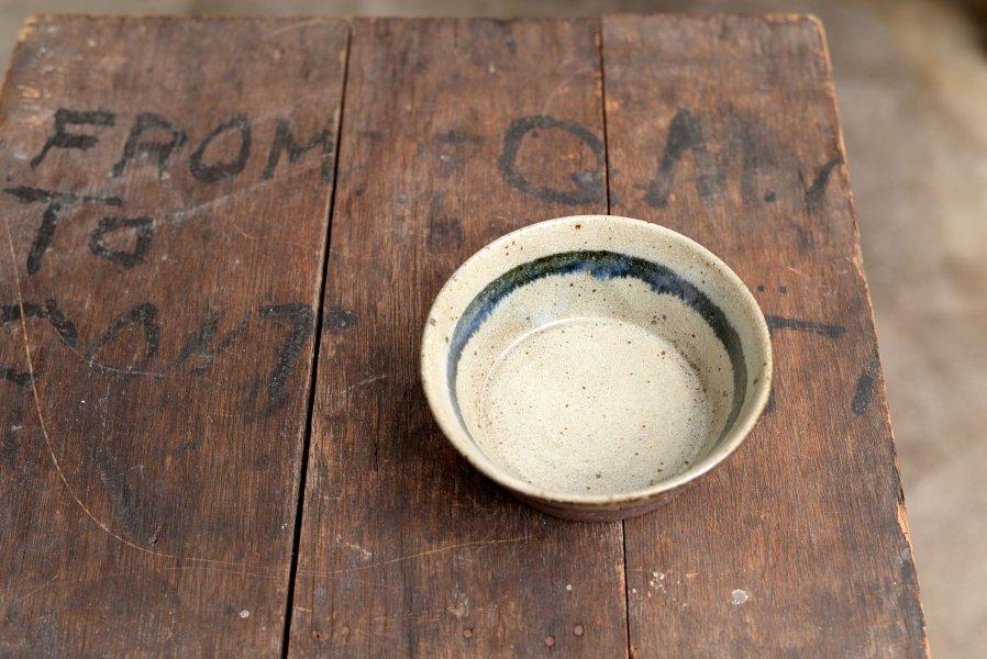 ソロソロ窯  4.5寸平鉢