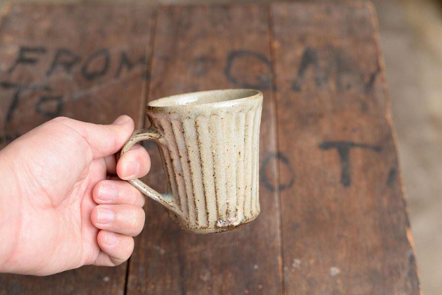 ソロソロ窯 マグカップ