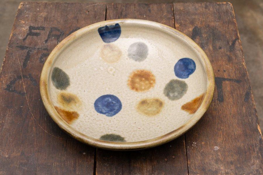 ヒネモスノタリ 大皿