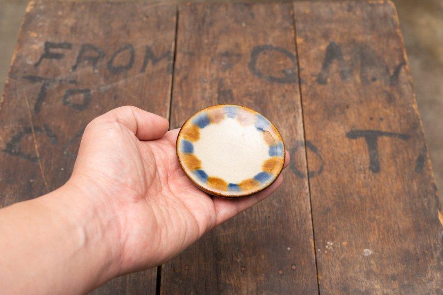 ヒネモスノタリ 2寸皿