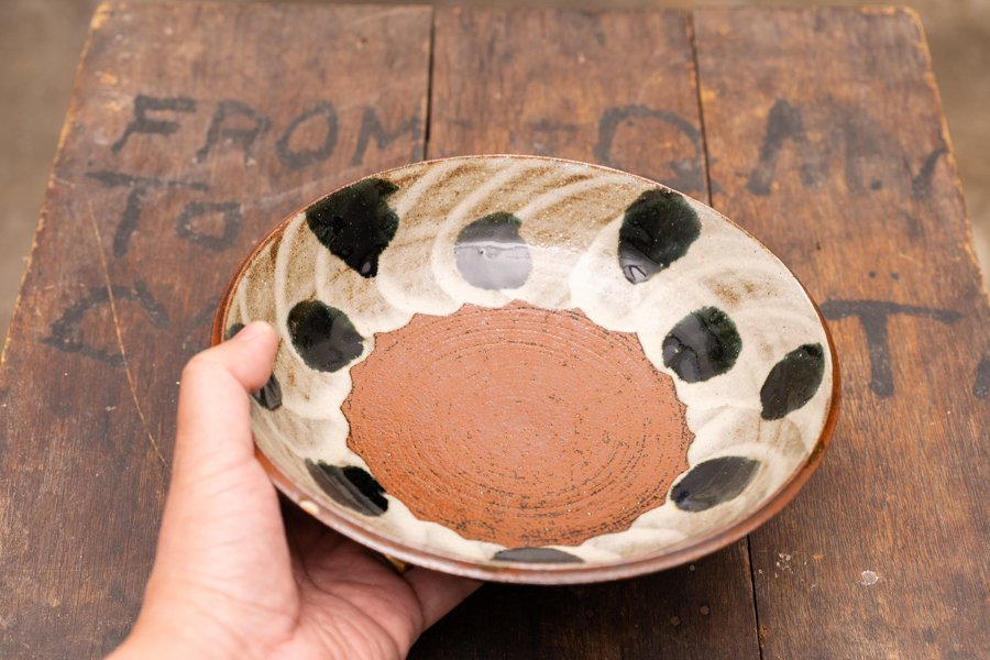 深貝工房 7寸鉢