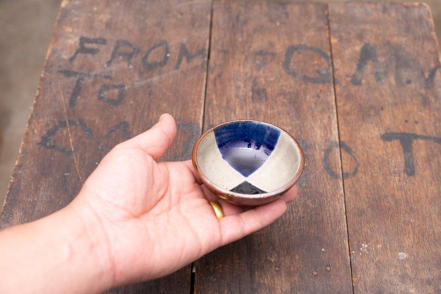 深貝工房 3寸鉢