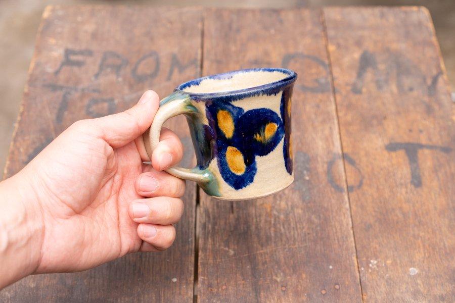 田村窯 マグカップ