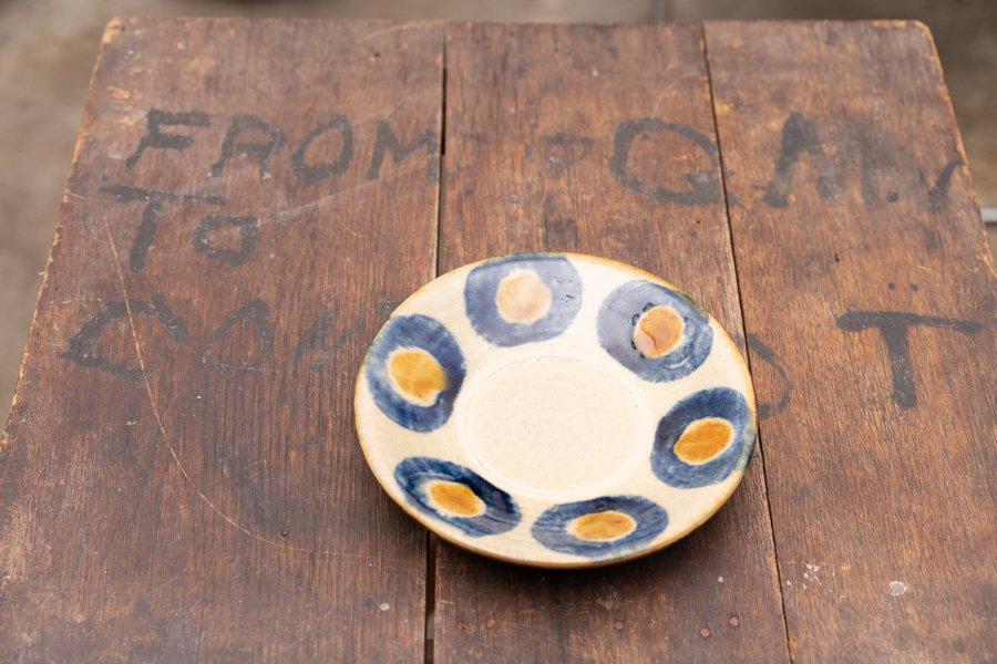 田村窯 5寸皿