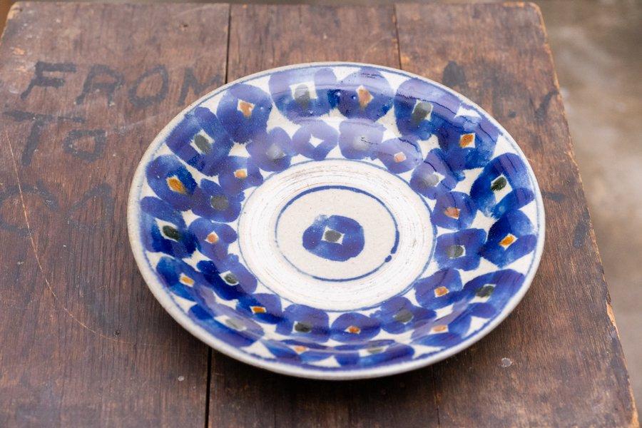 深貝工房 8寸皿