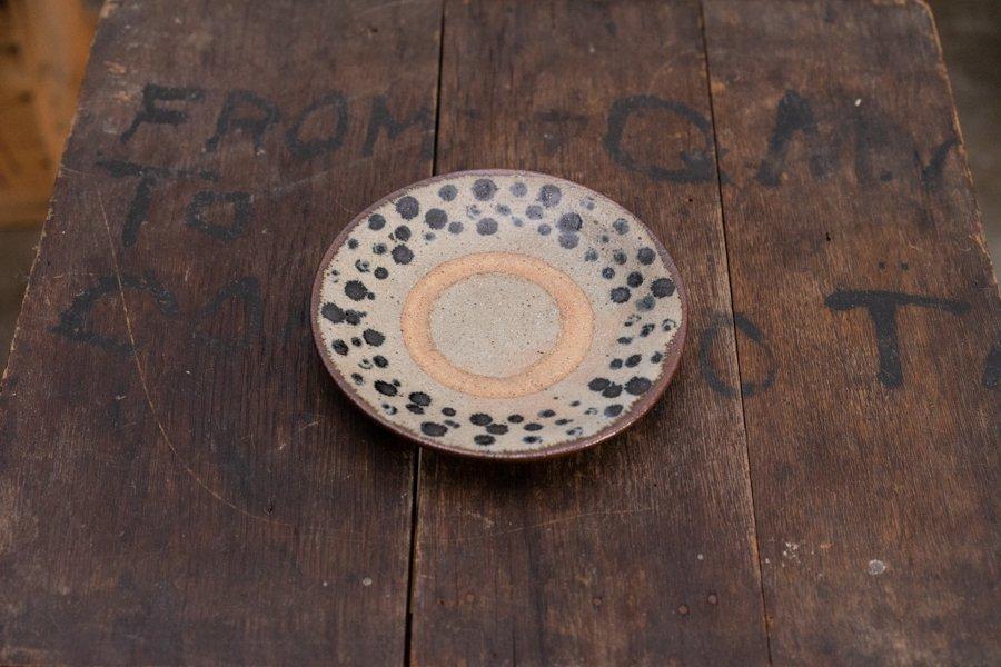 ソロソロ窯  5寸皿