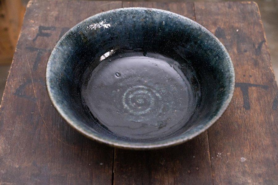 ソロソロ窯  8寸鉢