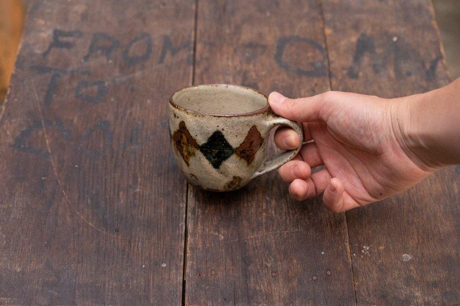 ソロソロ窯  樽マグ
