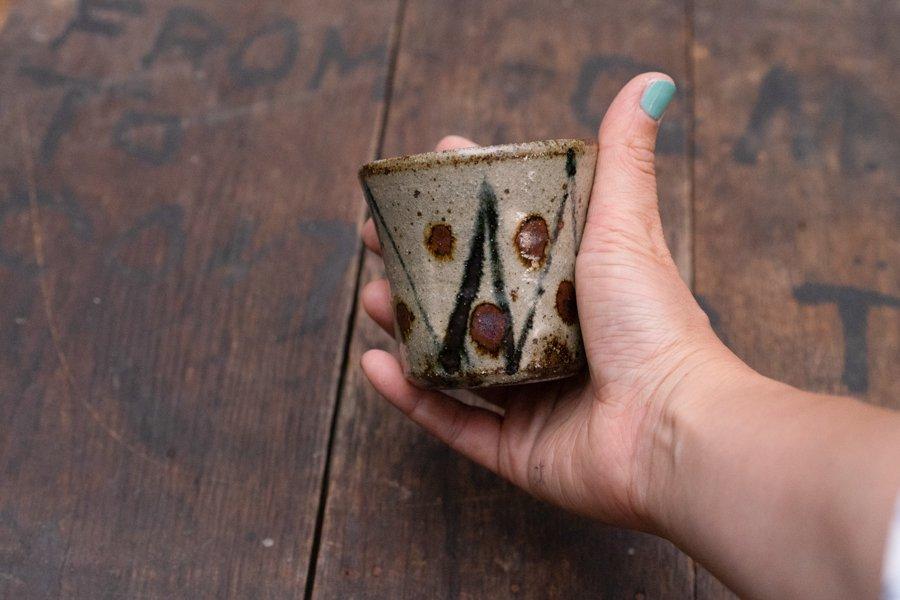 ソロソロ窯  子どもコップ