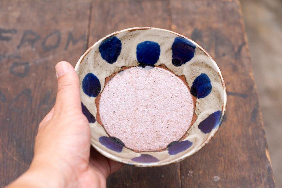深貝工房 5寸鉢