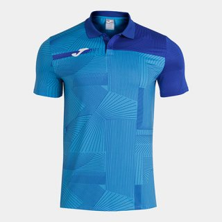 ゲームシャツ POLO「TORNEO」  BLUE