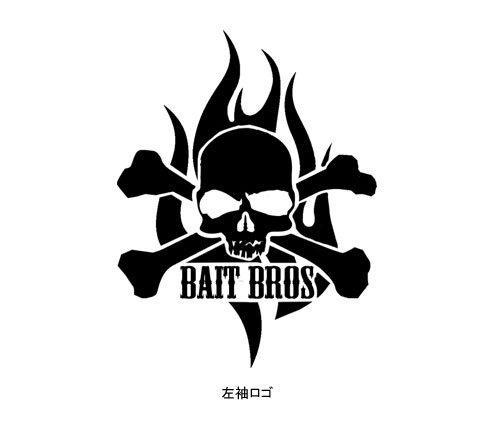 BAIT BROS フィッシングトレーナー /  コミカルなストリートファッション風にルアーをデザイン、6種類から選べる!