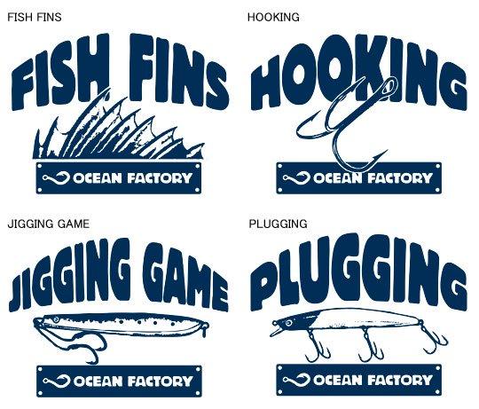 フィッシングヤンキース フロントプリントトレーナー / 釣りとアメカジを巧みに融合させたお洒落なデザイン、10種類から選べる!
