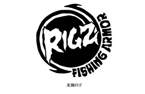 RIGZ ver.2 フィッシング ジップジャケット / クールなトライバル柄で、人気の釣り魚やフィッシングギアをデザイン、12種類から選べる!