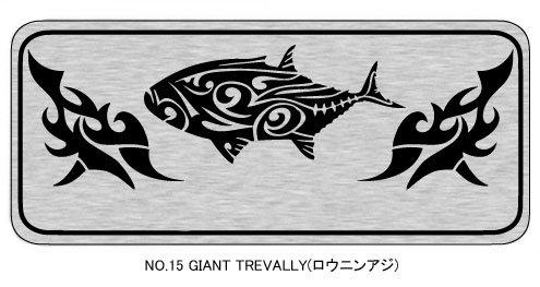 TRIBAL FINS リングスター ドカット用 カスタムエンブレム / 蓋の窪みにジャストフィットで、15文字までの無料名入れが可能!! カスタムに!!