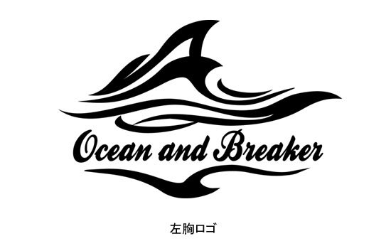 Ocean and Breaker フィッシング ポロシャツ / 南国調のテイストでデザイン、人気の18魚種から選べる!!