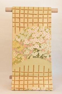 袋帯「菊花文」