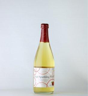フルーツスパークリングワイン りんご(500ml)