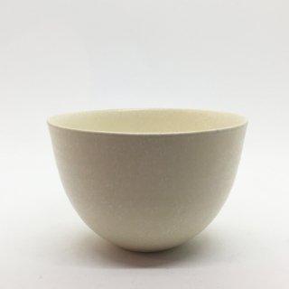 トキノハ shiro-kuroシリーズ 5寸碗 白