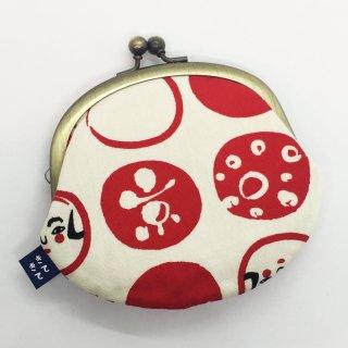 京都 kitekite (キテキテ) がま口 小サイズ こけし