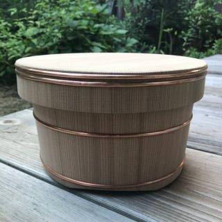 桶屋近藤 おひつ6寸 3合炊き相当(1〜2人向け)