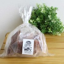 【冷凍】馬肉 赤身 50g(5個せっと)/ひまカフェ